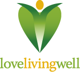 Love Living Well logo